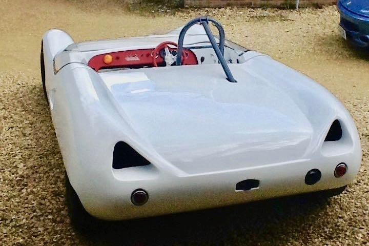 1963 Lotus 23B - zero miles For Sale (picture 2 of 6)