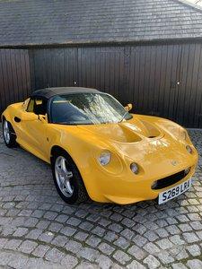 1999 Lotus elise s1 - yellow - 69k