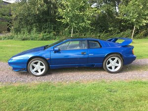 LOTUS ESPRIT TURBO 29,000 miles