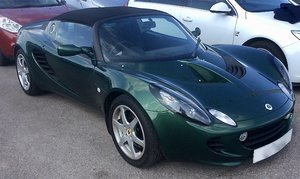 2002 lotus elise 1.8 * 18700 miles only * px? For Sale
