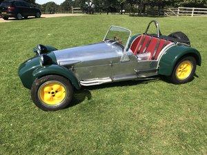 1961 Lotus 7 Series 2