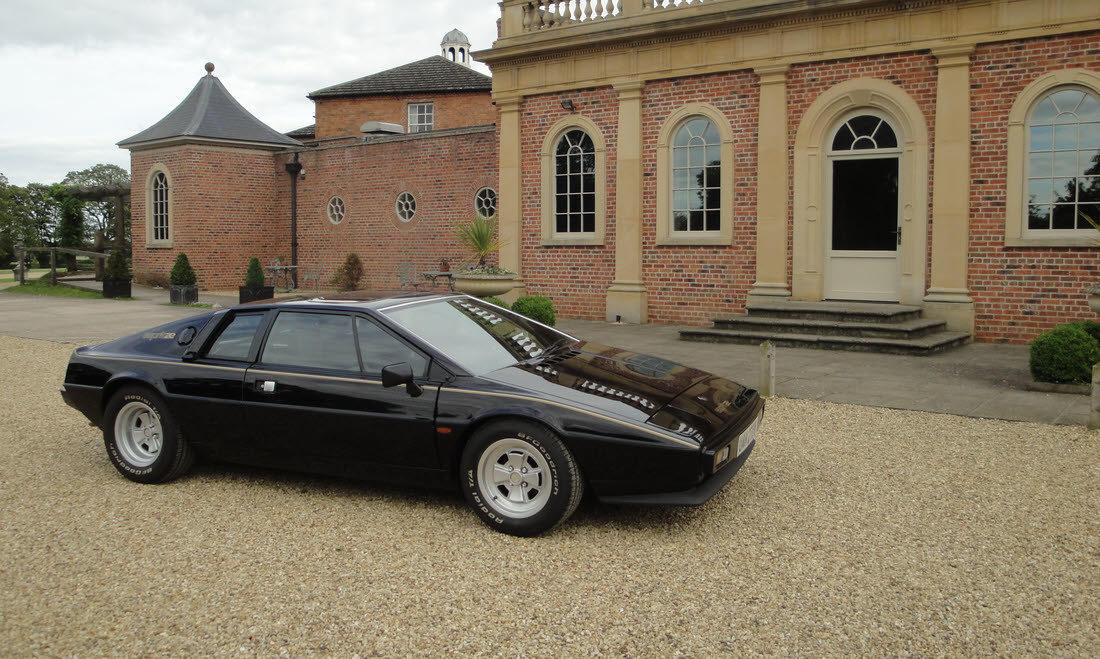 1981 Lotus Esprit Series 2.2 For Sale by Auction (picture 1 of 6)