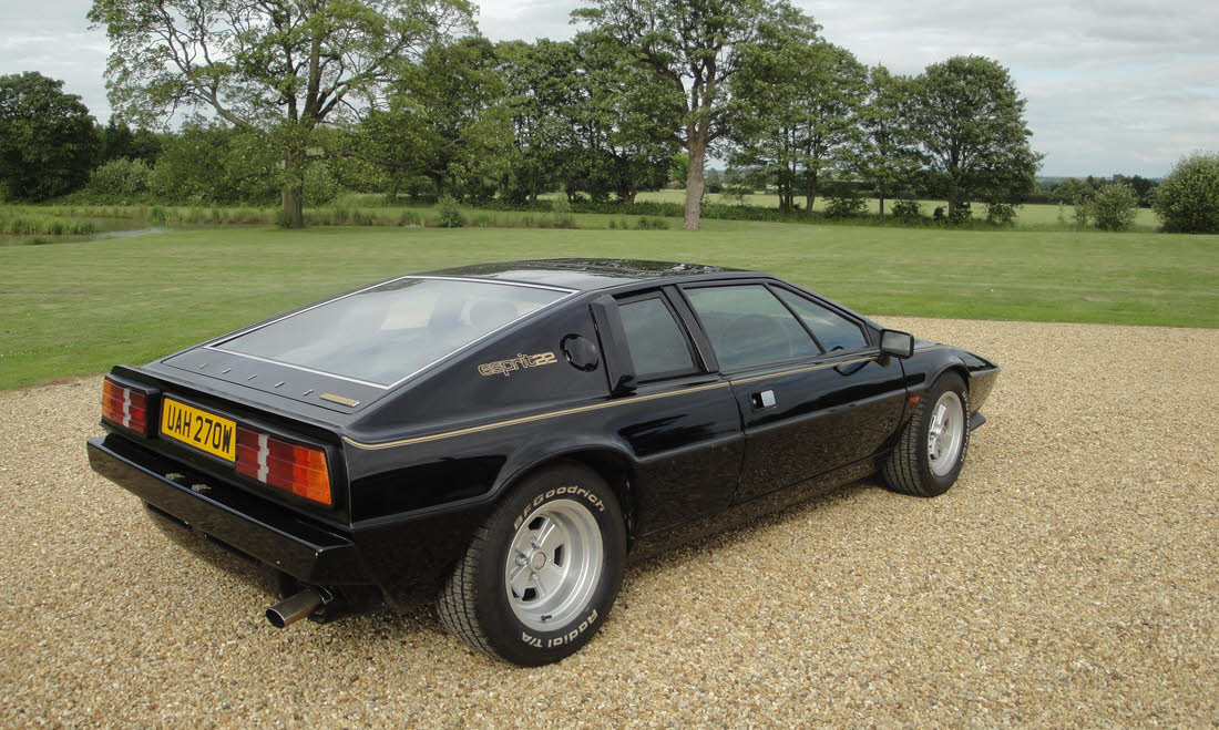 1981 Lotus Esprit Series 2.2 For Sale by Auction (picture 2 of 6)