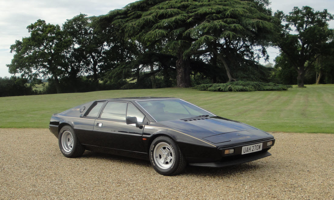 1981 Lotus Esprit Series 2.2 For Sale by Auction (picture 3 of 6)