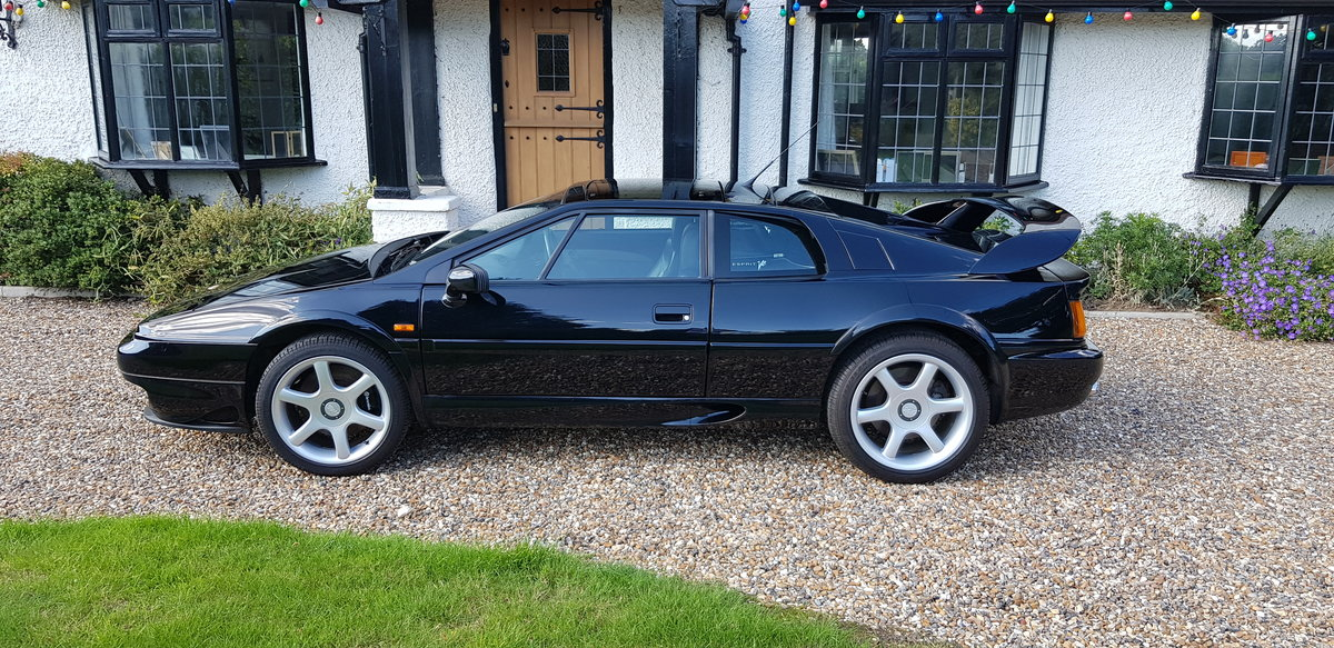 1999 Lotus Esprit V8 For Sale (picture 1 of 6)