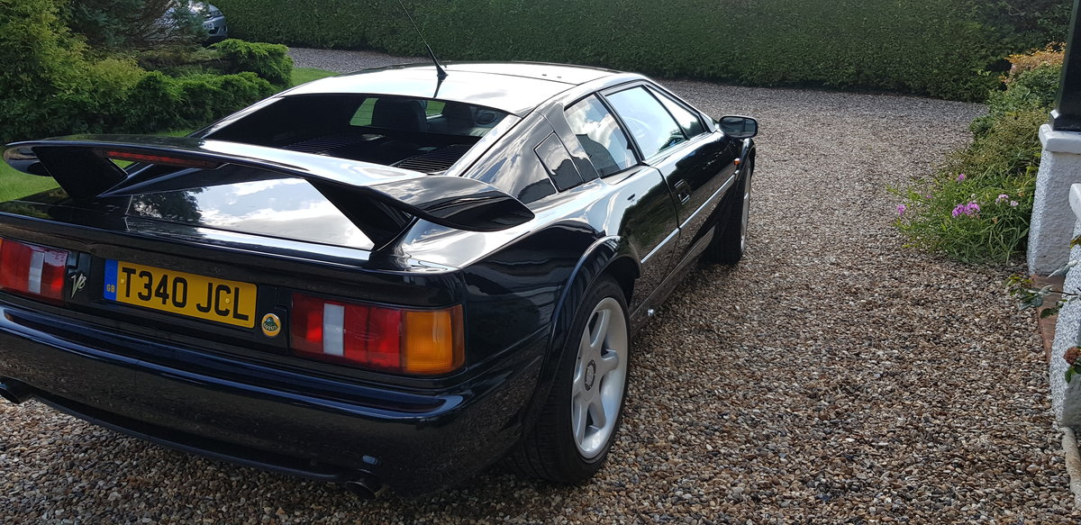 1999 Lotus Esprit V8 For Sale (picture 3 of 6)