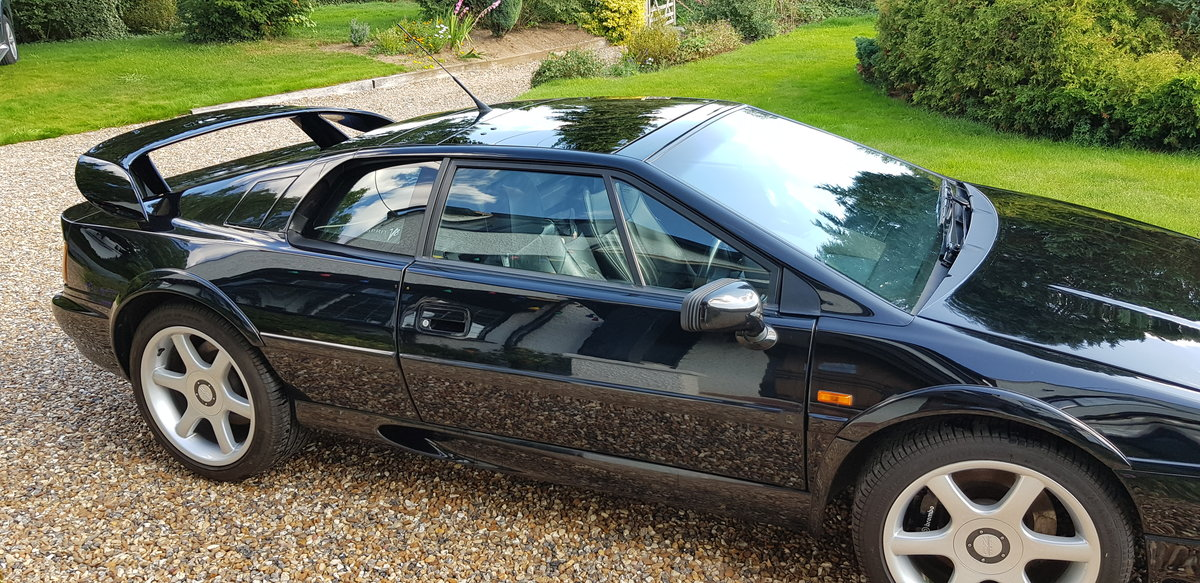 1999 Lotus Esprit V8 For Sale (picture 4 of 6)