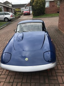 1971 Lotus Elan S4 SE FHC For Sale