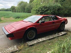 1983 Lotus Esprit S3 For Sale