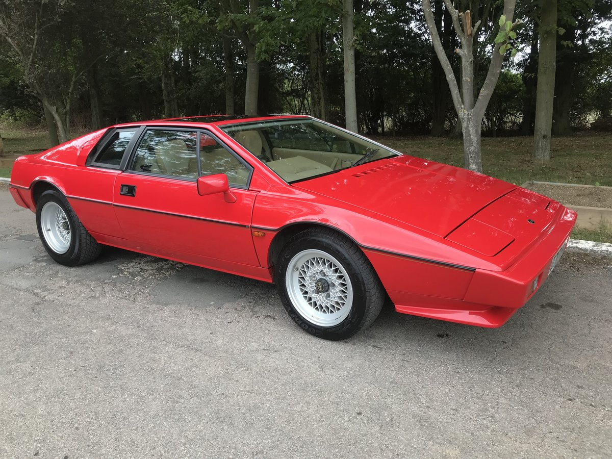 1986 Lotus Esprit S3 For Sale (picture 2 of 6)