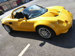 1999 Elise S1 - 9,500 miles from new