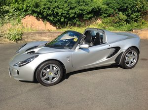 2009 Lotus Elise S Tour+ 14700 miles only  For Sale