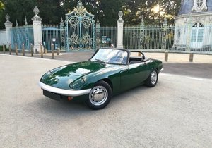 1967 Lotus Elan S3 LHD  For Sale