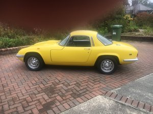 1969 Lotus Elan For Sale