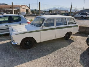 1966 Ford Lotus Cortina MK1 Estate LHD