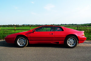 1988 LOTUS ESPRIT - 1 OF ONLY 268 EVER MADE ! For Sale