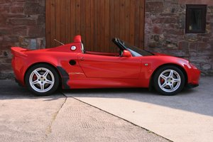 1998 Lotus Elise Series 1  For Sale
