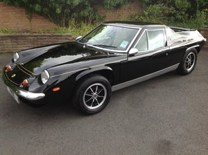 Lotus Europa Twin Cam - Just arrived SOLD