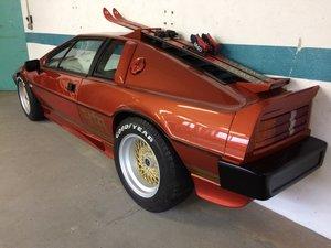 1986 Lotus Esprit Orig Dispaly Model James Bond