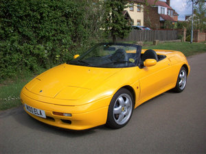 1995 Lotus Elan M100 S2 turbo limited edition