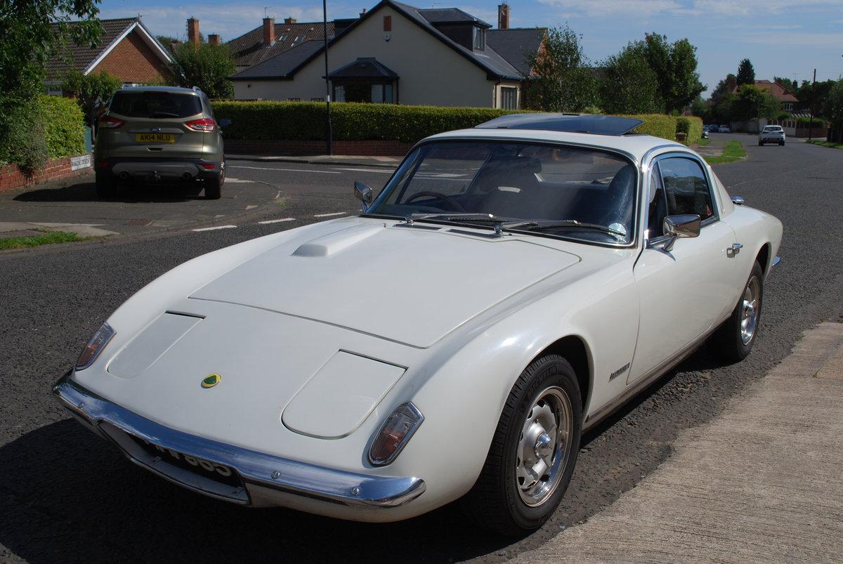 1968 Lotus Elan Plus 2 Five Speed SOLD (picture 1 of 6)