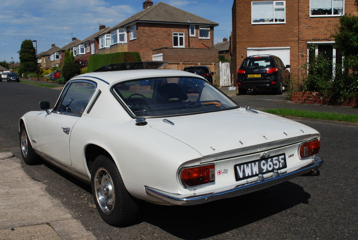 1968 Lotus Elan Plus 2 Five Speed SOLD (picture 2 of 6)