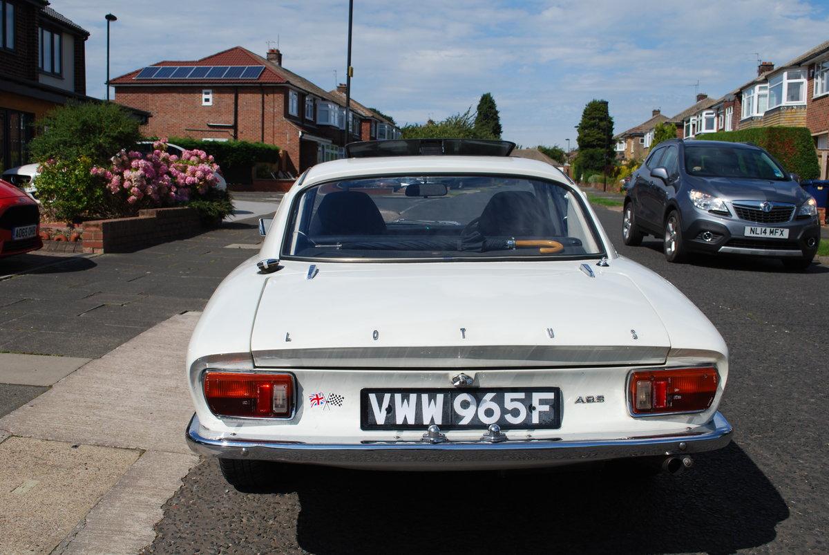 1968 Lotus Elan Plus 2 Five Speed SOLD (picture 3 of 6)