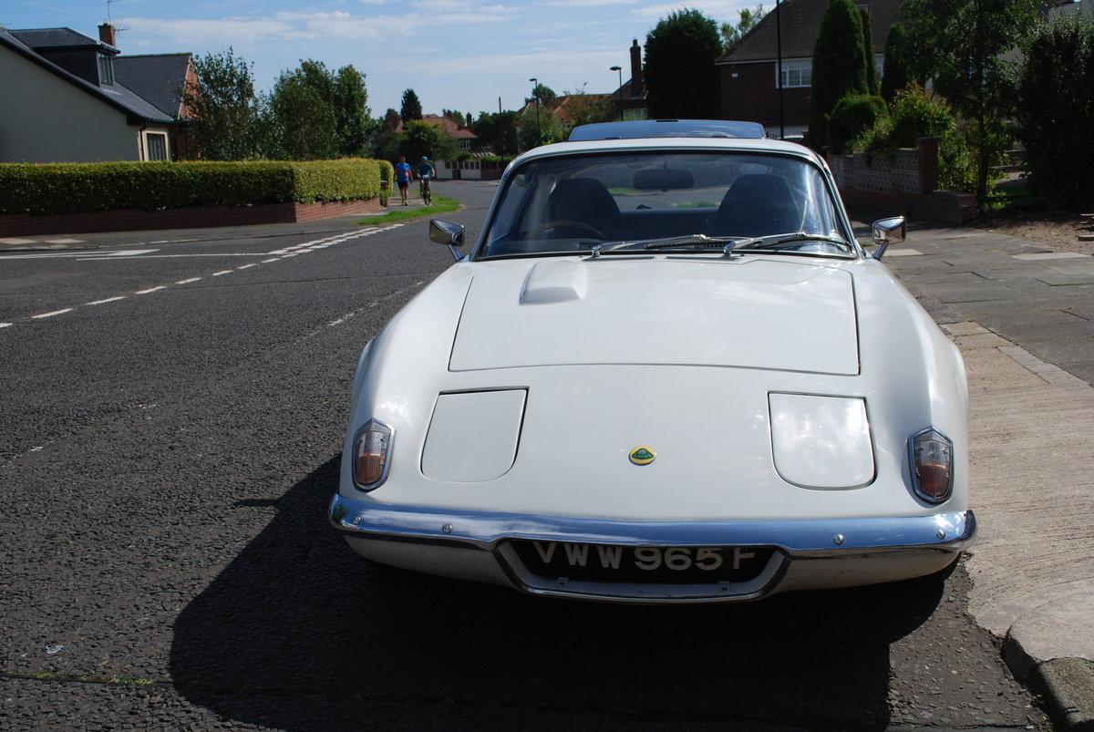 1968 Lotus Elan Plus 2 Five Speed SOLD (picture 4 of 6)