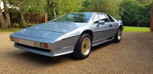 1987 Lotus Esprit Turbo HC 12 Sep 2019 For Sale by Auction