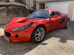 2004 LOTUS ELISE 111S For Sale