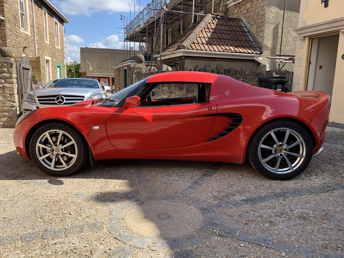 2004 LOTUS ELISE 111S For Sale (picture 3 of 6)