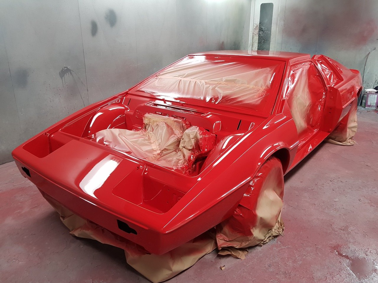 Lotus Esprit S2.2, 1980. Enormous restoration completed. For Sale (picture 3 of 6)