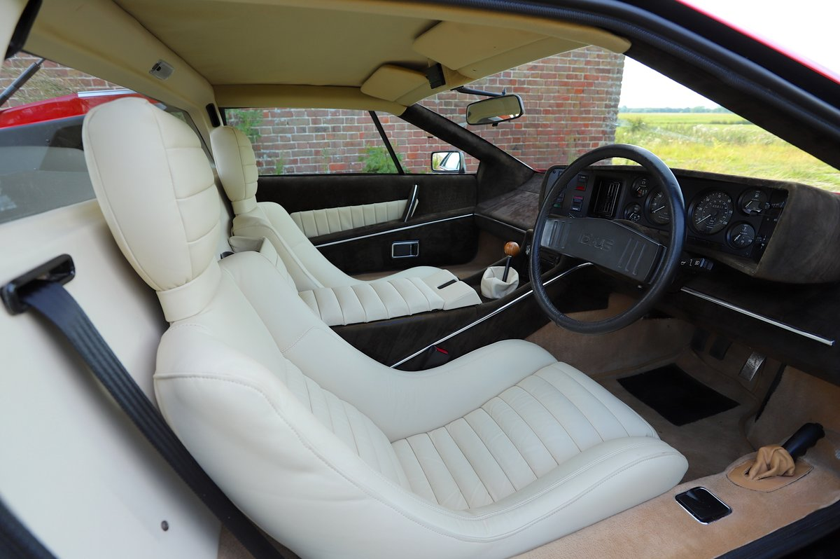 Lotus Esprit S2.2, 1980. Enormous restoration completed. For Sale (picture 4 of 6)