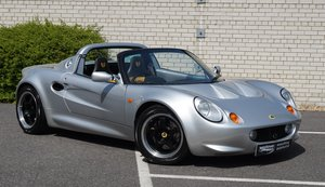 1999 Lotus Elise S1 For Sale