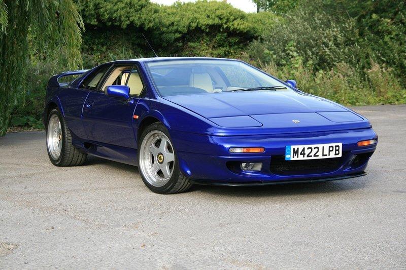 1995 Lotus Esprit S4S SOLD (picture 1 of 6)