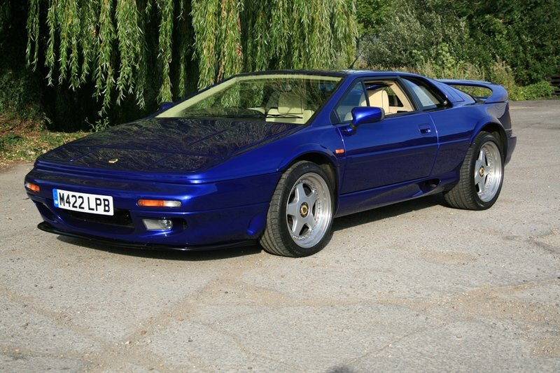1995 Lotus Esprit S4S SOLD (picture 2 of 6)
