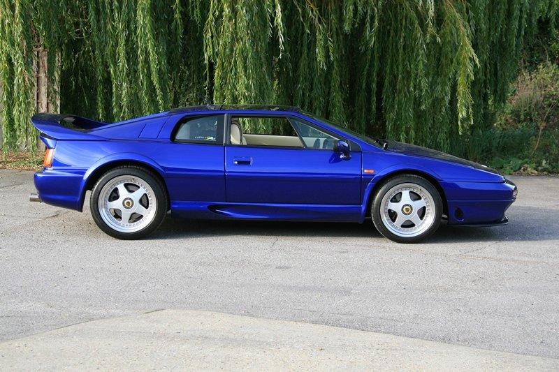 1995 Lotus Esprit S4S SOLD (picture 4 of 6)