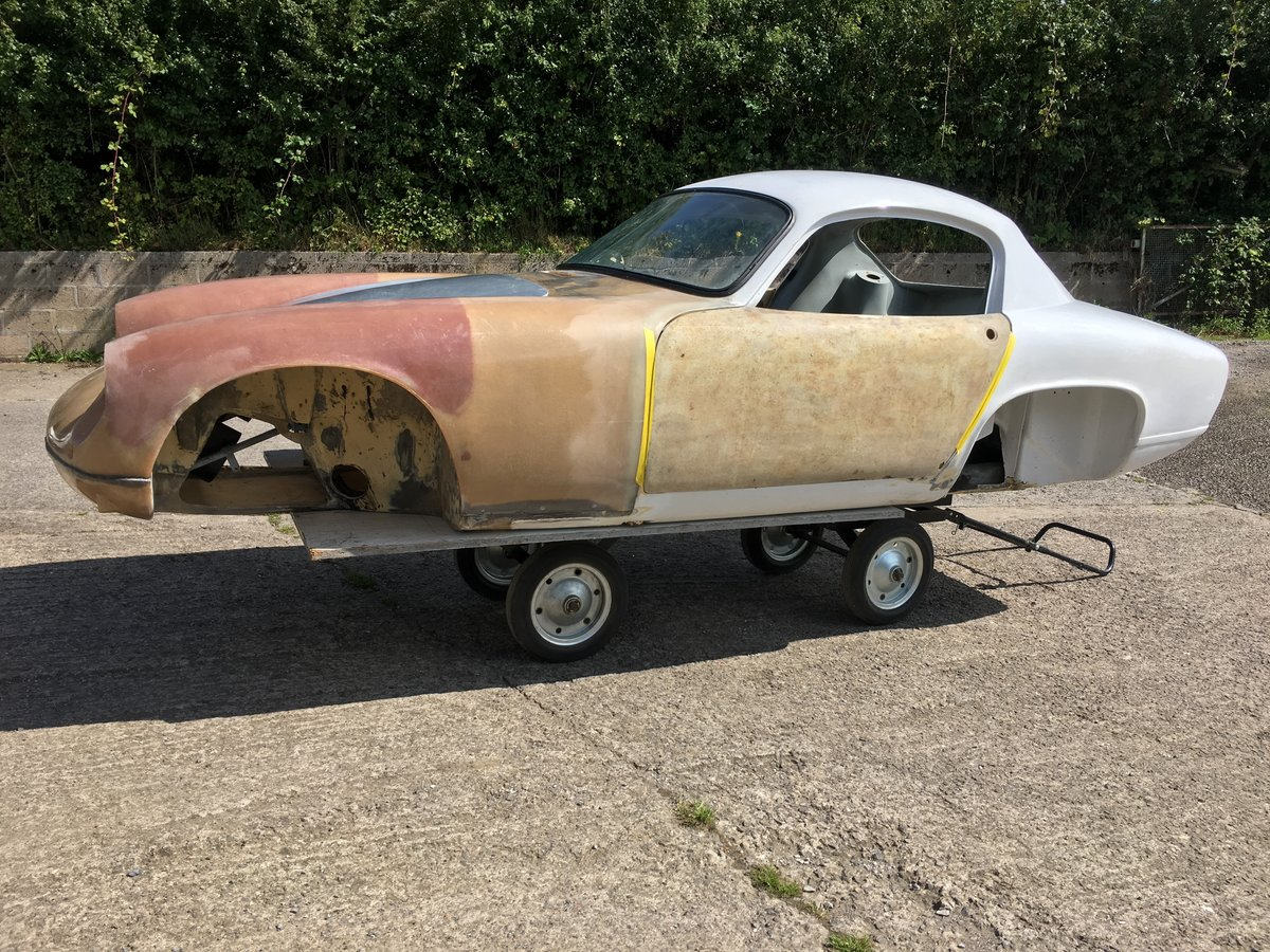 1962 Lotus Elite project For Sale (picture 1 of 6)