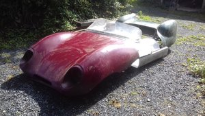 1958 Lotus 11 Series 2 Project