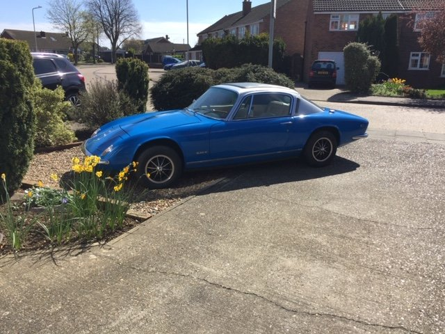 1973 Lotus Elan +2 130/5 For Sale (picture 1 of 6)