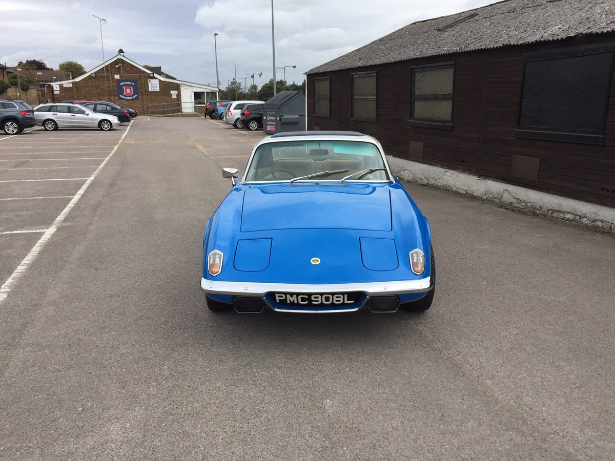 1973 Lotus Elan +2 130/5 For Sale (picture 3 of 6)