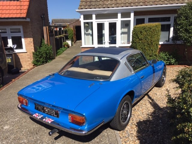 1973 Lotus Elan +2 130/5 For Sale (picture 6 of 6)