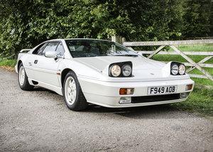 1989 Lotus Esprit Turbo 28,500 miles Just £20,000 - £25,000