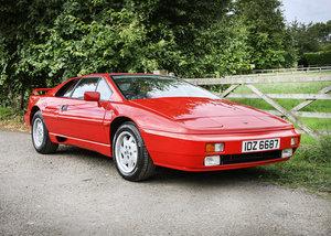 1988 Lotus Esprit Turbo 22,800 miles Just £17,000 - £21,000