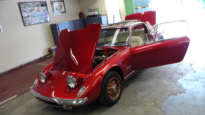 1973 Lotus Elan +2s historic car For Sale