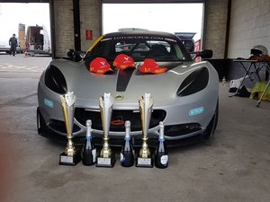2014 Lotus motorsport built  Elise S Cup R