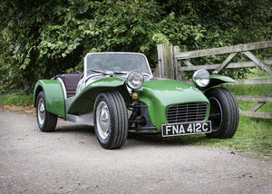 1965 Lotus Seven Series 2 - Just £15,000 - £18,000 For Sale by Auction