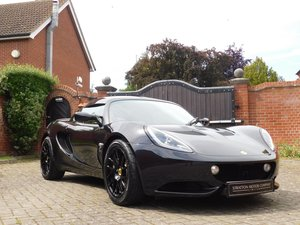 2016 Lotus Elise S Touring and Sport