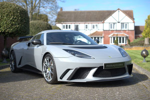 2017 Lotus Evora Stratton GT Limited Edition Car No:3