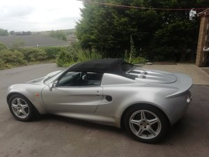 1997 Lotus Elise s1 For Sale